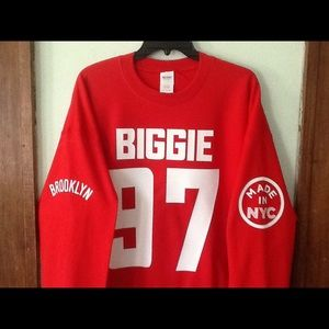 Biggie 97 Sweatshirt New Hip hop